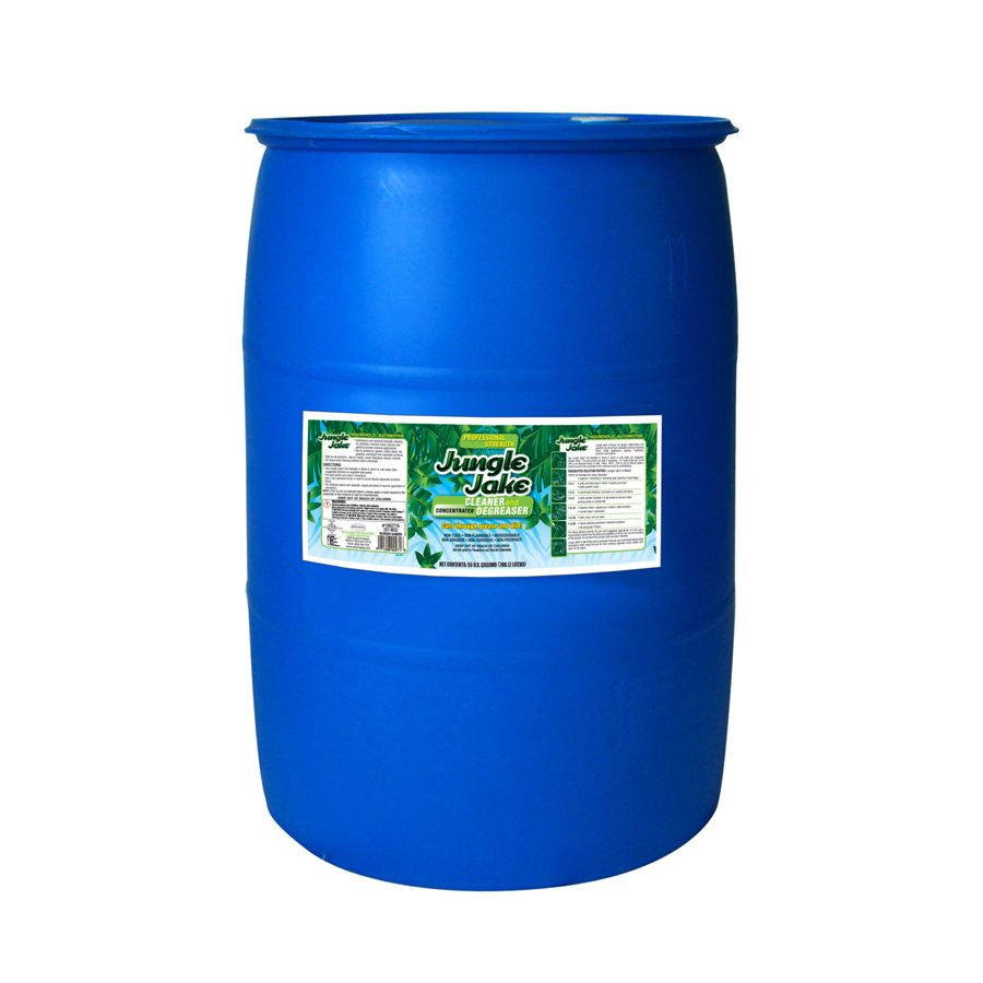 Jungle Jake Cleaner  Degreaser 55 Gallon Drum