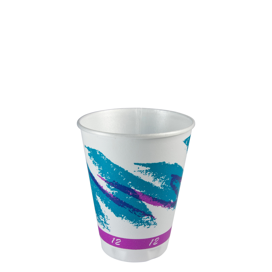 Foam Trophy Cup 12oz Jazz 1000/cs