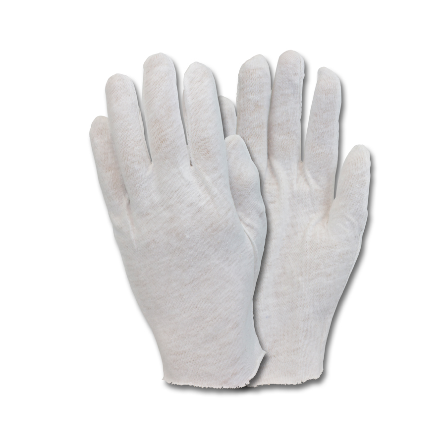 Cotton Inspector Glove Men Medium 2400/cs
