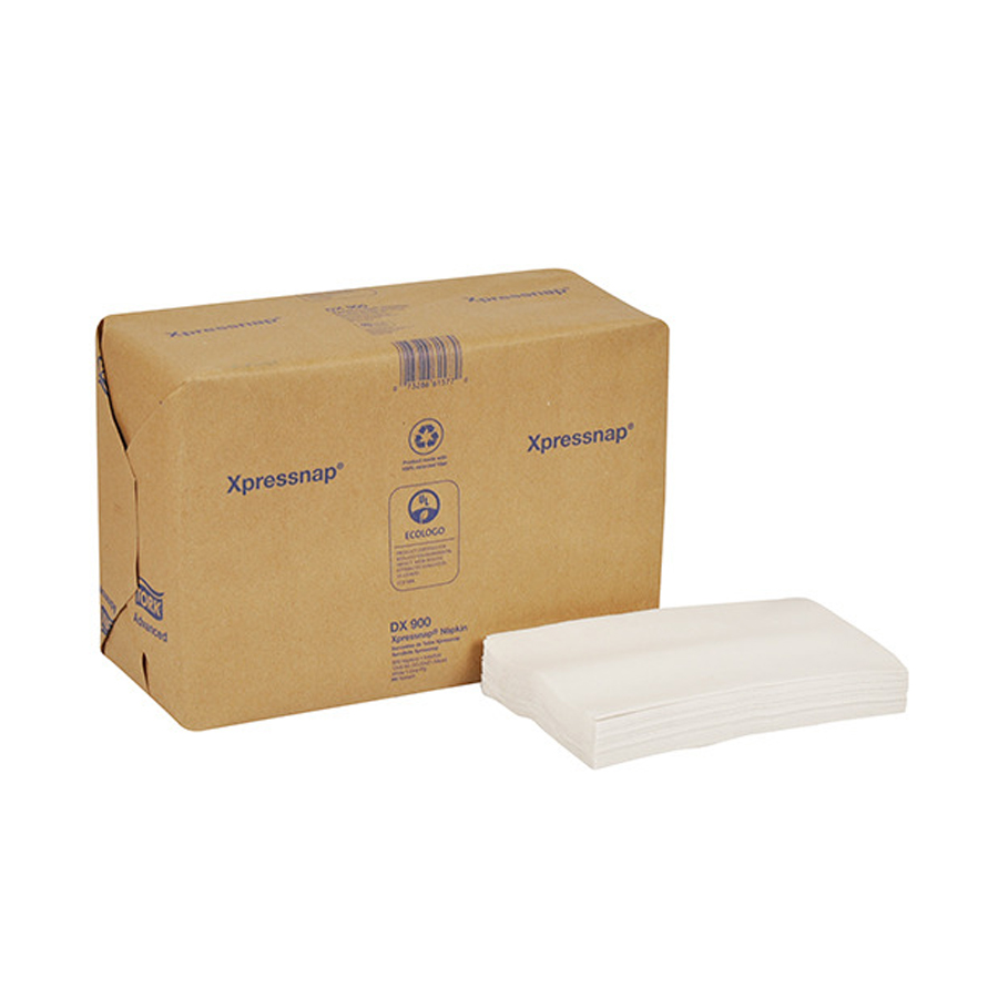 Expressnap Napkin White Advanced 1-Ply 6000/cs