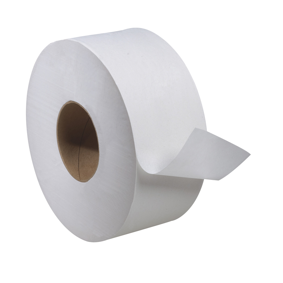 Bath Tissue Tork Jrt Jumbo 1-Ply 2000' 12/cs