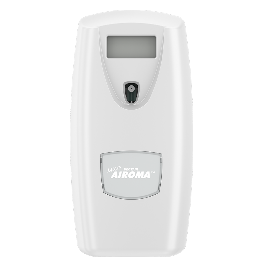 Airoma Micro Dispenser Lcd Prgrammable White