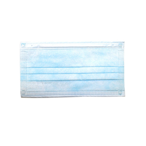 Disposable Face Mask w/Ear Loops 50/bx