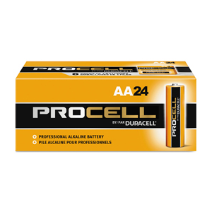 Procell Battery Size AA 24/bx