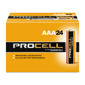 Procell Battery Size AAA 24/bx