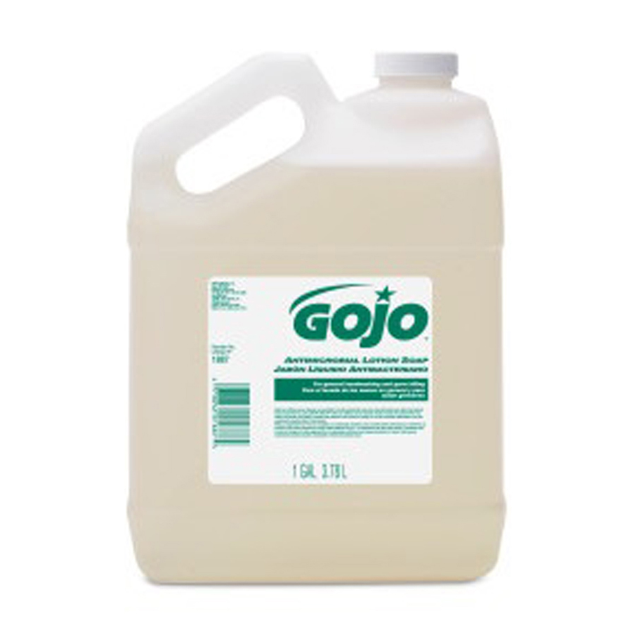 Gojo Antimicrobial Lotion Soap Gallon