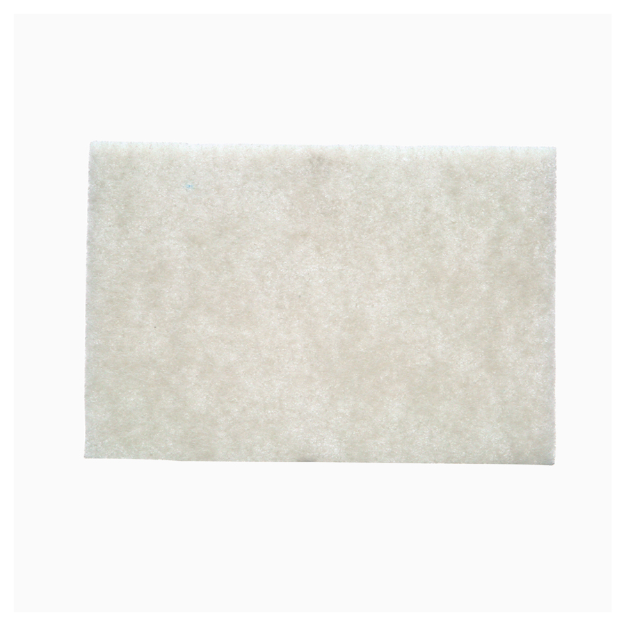"3M Scotch Brite Light Pad White 6""X9"" 20/bx"