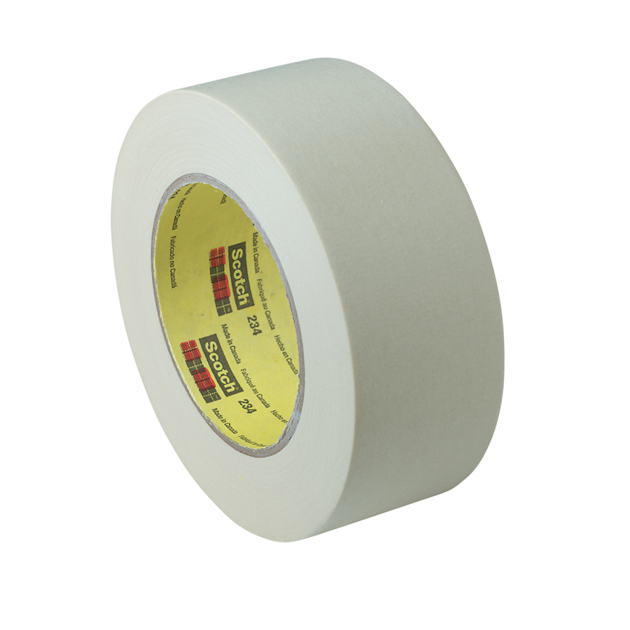 3M 234 Masking Tape  Freezer 18Mmx55M Roll