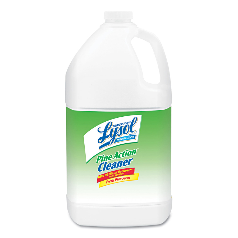 Lysol Pine Disinfectant Cleaner Gallon