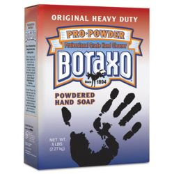 Boraxo Powder Soap Heavy Duty 5# Box