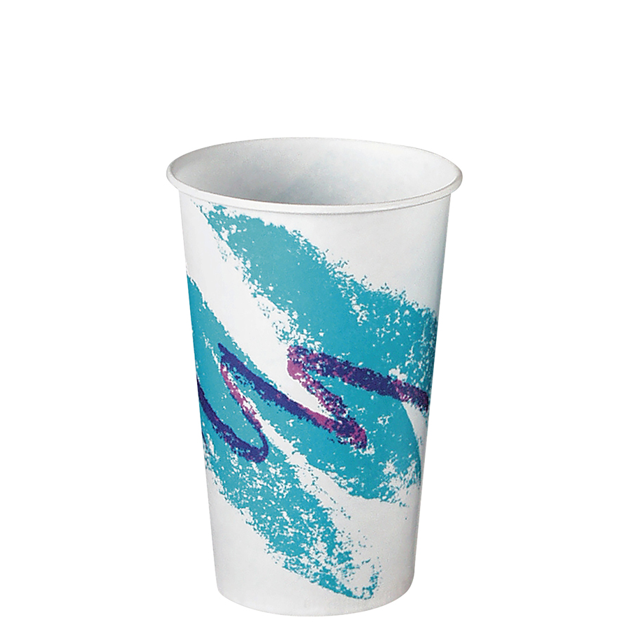 Schilling Supply | Paper Cold Cup 16oz Tall Jazz 1000/cs